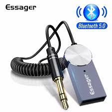 <b>Essager UB01 Bluetooth</b> 5.0 Receiver For Car Wireless USB ...