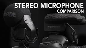 Stereo Microphone Comparison - <b>RODE Stereo VideoMic</b> Pro vs ...
