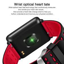 LIGE <b>Sport Bracelet</b> Depth IP68 <b>Waterproof Smart</b> Watch Blood ...