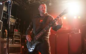Limp Bizkit bassist <b>Sam Rivers</b> reveals he left in 2015 due to liver ...