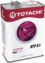 <b>Масло трансмиссионное Totachi</b> ATF Z1 4 л ATF Z1 4л купить в ...