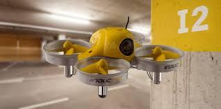 <b>Blade Inductrix</b> FPV - домашний гоночный дрон