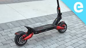 Review: Turbowheel Lightning 40 mph <b>electric scooter</b> - YouTube