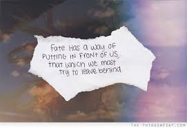 Fate Quotes #88174, Quotes | Colorful Pictures