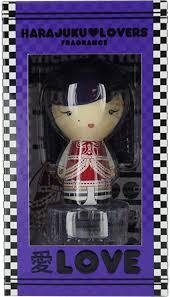 Gwen Stefani <b>Harajuku Lovers Wicked Style</b> Love Eau De Toilette ...