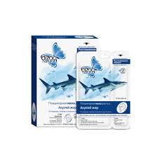 Купить <b>Двухэтапная маска</b> «Акулий жир» 1 шт <b>Dizao</b> Активный ...