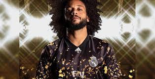 Spectacular Adidas <b>Real Madrid</b> 19-20 EA Sports Fourth Kit + ...
