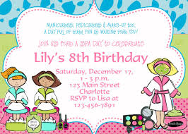 birthday party invitations templates com kids birthday party invitation template 3 1