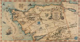 Image result for Historical map, little compton, ri