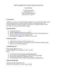 resume sample quality assurance manager resume templates resume sample quality assurance manager resume templates professional cv format