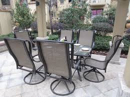 patio table and 6 chairs:  images about patio dining sets on pinterest furniture bays and patio