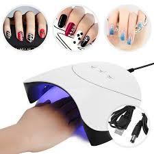Greensen <b>Professional 36W Nail</b> Art LED <b>Lamp Dryer</b> Gel Polish ...