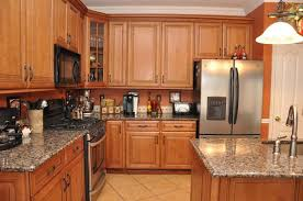 kitchen cabinet maple