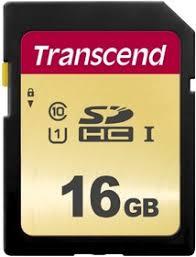 TS16GSDC500S, <b>Флеш</b>-<b>накопитель Transcend</b> Карта памяти ...
