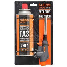 <b>Горелка</b> газовая <b>Tulips</b> tools IG13-055 - цена, фото - купить в ...