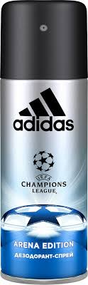 <b>adidas UEFA Champions</b> League Arena Edition Deo Body <b>Spray</b> ...