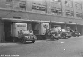 Image result for black and white loading docks