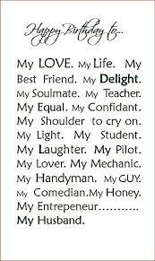 Husband Birthday Card by Linsartwork on Etsy | Random | Pinterest ... via Relatably.com