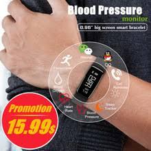 Buy <b>blood pressure</b> measure <b>smart bracelet</b> and get free shipping ...