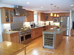 kitchen design entertaining includes: the new space not only functions more like a commercial kitchen but it also has become