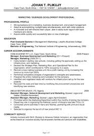 Writing A Good Profile For A Resume Resume Profile Examples For Many Job Openings Resume Team