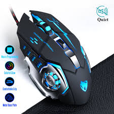 <b>Pro Gamer Gaming Mouse</b> 8D 3200DPI Adjustable Wired Optical ...