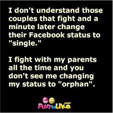 Funny Quotes For Facebook Status. QuotesGram