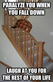 Scumbag Stairs memes | quickmeme via Relatably.com