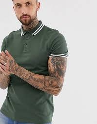 <b>Men's Polo Shirts</b> | Short & Long Sleeve Polo Shirts | ASOS