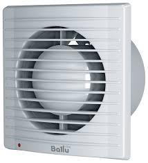 <b>Вытяжной вентилятор Ballu</b> Green Energy GE-100 12 Вт — купить ...