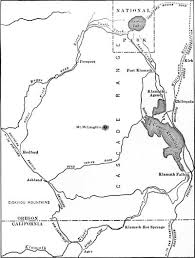 Crater Lake National Park: Geological History (1912)