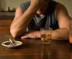 Image result for images of man in bad habits