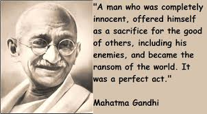 Mahatma Gandhi Quotes on Pinterest | Mahatma Gandhi, Gandhi and ...
