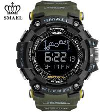 <b>SMAEL</b> Men <b>Watch</b> Military <b>Digital Sport Watches</b> for Boy LED ...