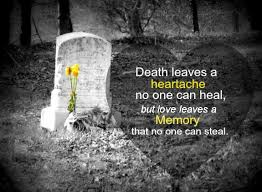 25 Mournful Quotes About Death via Relatably.com