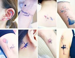 50+ Absolutely <b>Cute Small</b> Tattoos For Girls With Their Meanings ...