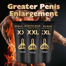 New Strong Man retard Gel Xxl Delay Body Cream Penis ...
