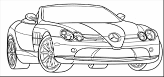 Small Picture Coloring Sheets Coloring Pages Cars Printable Educational Car