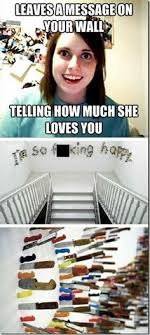 Overly-attached-girlfriend-is-angry | Overly Attached Girlfriend ... via Relatably.com