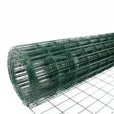 <b>Сетка Рабица оцинкованная</b> проволока 1,5 х 10 м, зеленая ...