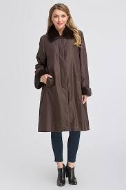Купить женские <b>пальто</b> на <b>меху</b> кролика с отделкой норкой ...