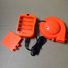 Air Pump and battery box <b>inflatable costumes</b> common small battery ...