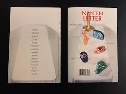 Ninth <b>Letter</b> - Ninth <b>Letter</b>