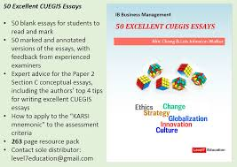 cuegis hashtag on twitter ibbusinessmanagement cuegis students will sit paper 2 on 1st 2017 this is a great resource for cuegis preparation pic com c8ldsofgnq