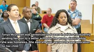 Was a Woman Sentenced to Five Years for Sending Her Son to a ...