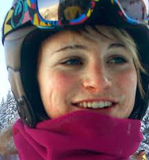 Tagesschnellste: <b>Nadine Schneider</b> vom SC Neuenweg Foto: Junkel - 68459285