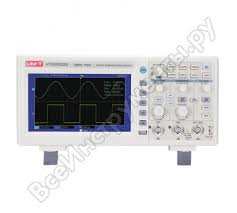 <b>Осциллограф UNI-T UTD2052CEX</b> 00-00002644 - цена, отзывы ...