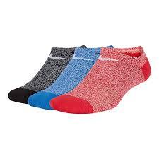 Nike Boys' <b>Performance Cushion No</b> Show Socks - 3 Pack | Sport ...