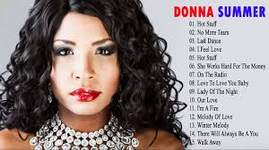 <b>Donna Summer Greatest</b> Hits Donna Summer Playlist songs 2018 ...