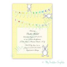 printable baby shower invitation template bunny bunny printable baby shower invitations template